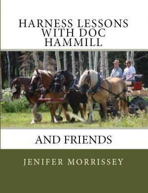 Image of the book, Harness Lessons with Doc Hammill and Friends