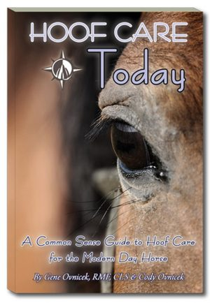Photo of the book, Hoof Care Today